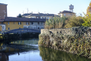 Martesana (Milan, Italy): Gorgonzola