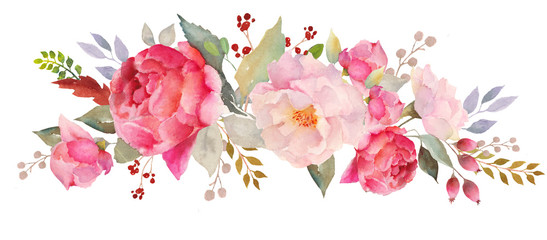 Search photos flower watercolor floral composition mightylinksfo