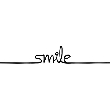smile message