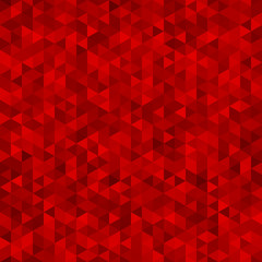 Abstract red colorful vector background