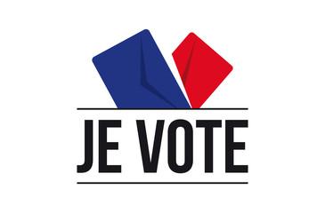 Je vote - Élection