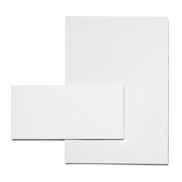 envelope letter card paper template business
