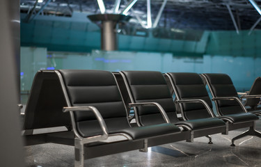 Airport Lounge Chairs Waiting Room
