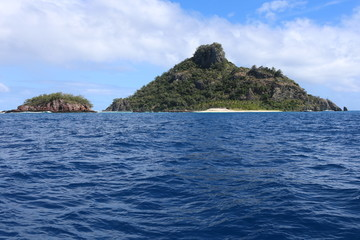 Fiji tropical small Island