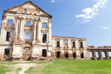 Ruzhany Palace ruins