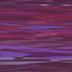 Watercolor or charcoal abstract painted seamless artistic pattern.