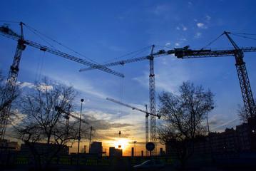 Entorno urbano en crecimiento