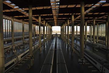 Estación de tren de alta velocidad de Atocha