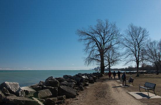 Michigan Lake