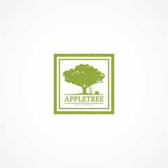 Apple Tree logo.