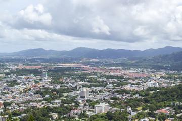 landscape of phuket town