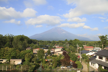 garden city fuji mountain