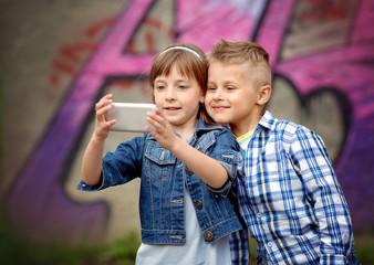 kids, fashion concept