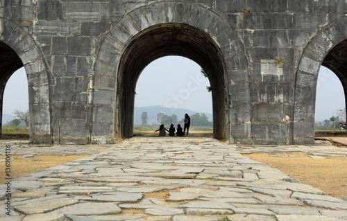 胡朝の城塞の画像 p1_4