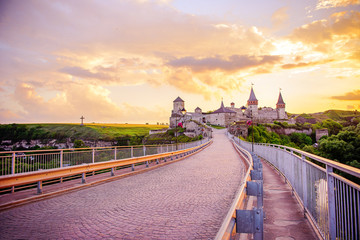 Ukraine, Kamianets-Podilskyi Fortress