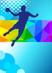 Handball - 154 - Poster