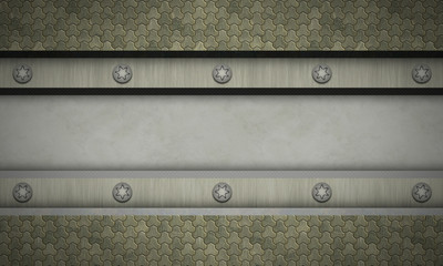 Metal textured background.