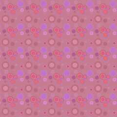 background circles. abstract design