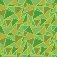 Abstract geometric seamless pattern. Background with triangles.Vector illustration