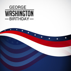 George Washington's birthday.