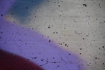 Colorful graffiti on concrete wall 6