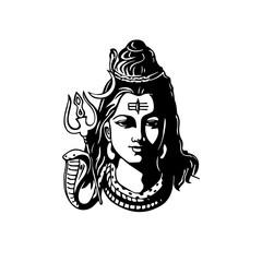 Indian god illustration