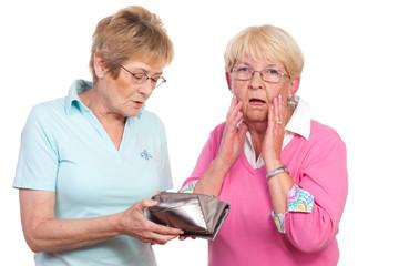 senioren haben zu wenig rente