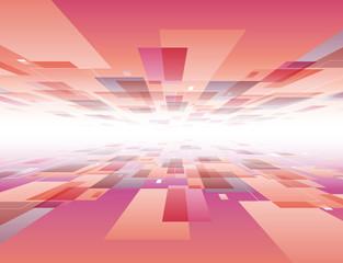 背景 デジタル(カラフル) ダーク