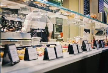 Espresso bar in Italy