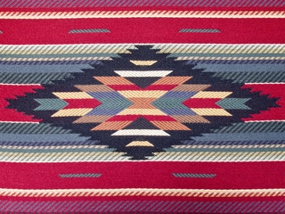 Navajo Pattern Textile