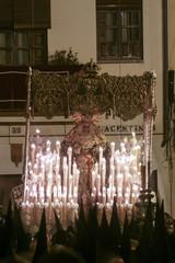 paso de palío de la esperanza Macarena, Semana santa de Sevilla