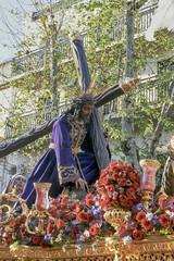 Santísimo Cristo de las tres caídas de Triana, semana santa de Sevilla