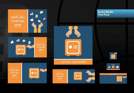 Social Media Donation Campaign Kit
