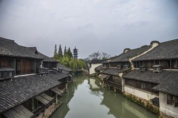 Water town Zhouzhuang, China