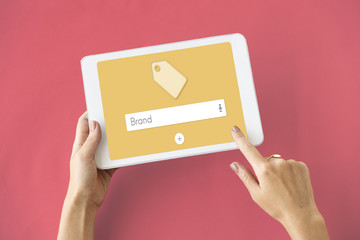 Brand Price Tags Style Graphics