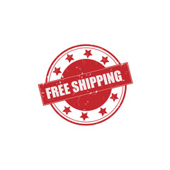 Free shipping rubber stamp