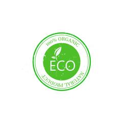 Bio / eco rubber stamp