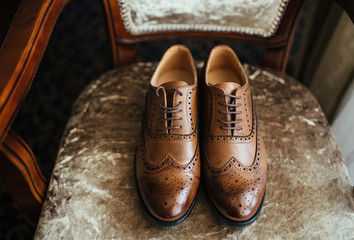 Shoes for groom