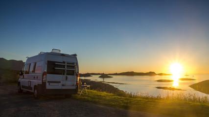 Norwegen mit dem Wohnmobil erfahren - Atlantikstraße