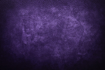 purple leather background or texture