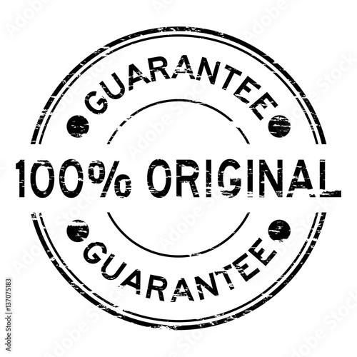 size 40 266d4 d74f7 Grunge black 100 percent original guarantee round rubber stamp o