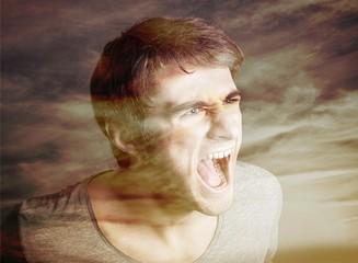 Scream.