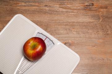 Gewicht und Diät