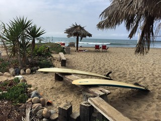 Southern California Surfing