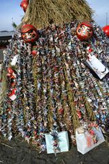 火祭り/神奈川県大磯町 大磯左義長