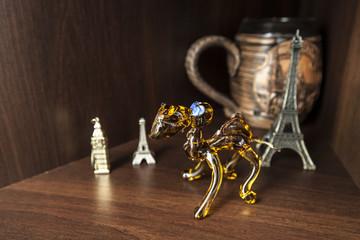 camel glass