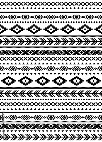 navajo designs patterns. Ethnic Pattern Design. Seamless Pattern. Navajo Geometric Print. Rustic Decorative Ornament. Abstract Designs Patterns