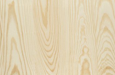 Wood background. Polished pine boards