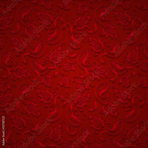 elegant filigree background with - photo #33