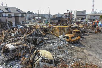 3.11 East Japan great earthquake disaster